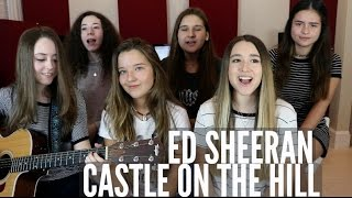 ed sheeran  castle on the hill acoustic cover by sonder