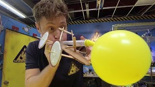 Science Max | BLOWING UP | Season 1 Full Episode | Kids Science