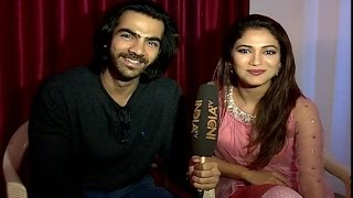 Saas Bahu Aur Suspense: Rajni & Shaan from 'Bahu Hamari Rajni Kant'