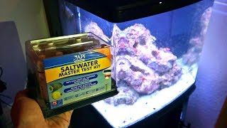 How to Test Saltwater Aquarium?