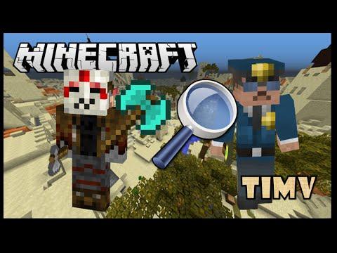 Minecraft TIMV (1.9)  -  นักสืบหัวใสกับผู้ร้ายสายเนียน