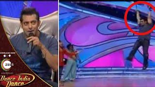 Lux Dance India Dance Season 2 Jan. 22 '10 Salman Khan Special