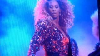 Beyonce Naughty Girl Glasto 2011
