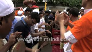 Jagannath Rath Yatra celebration in Delhi