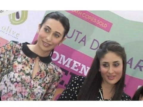 Kareena Kapoor And Karishma Kapoor On Size Zero