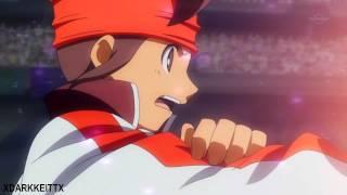 Inazuma Eleven GO Chrono Stone God Hand V  (ゴッドハンドV)  HD