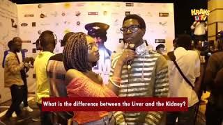 Difference between Liver and kidney Nigerians speak