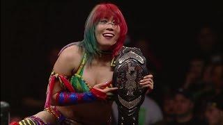 Go inside Asuka's world: WWE24: Women's Evolution