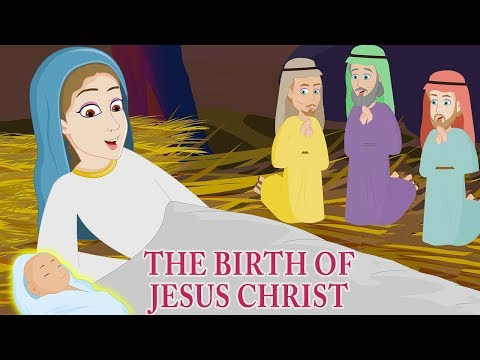 Xxx Mp4 The Birth Of Jesus Christ Christmas Story For Kids Animated Children S Bible Stories Holy Tales 3gp Sex