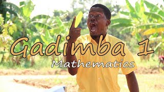 Gadimba ne mathematics - Funniest Luganda Comedy skits.