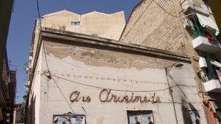 Archimede breve e lacunosa storia di una sala cinematografica al Borgo Vecchio di Palermo di Nosrat