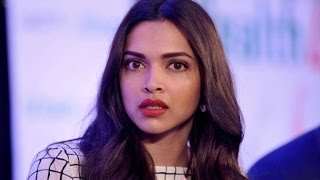 Deepika Padukone Standing In Queue For Her Meal?
