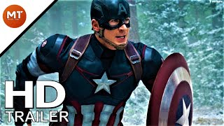 Captain America: Rise of Hydra (2018) Teaser Trailer Movie HD [Fan-made]