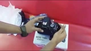 Canon DSLR Camera price in Bangladesh - Canon 700D with 18-55 Lens