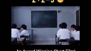 2+2=5 An Award Winning Short Film