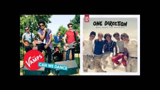 What Makes You Dance - The Vamps vs. One Direction Mashup