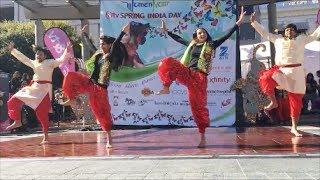 Lean On | Zingat | Nagada Sang Dhol | Stage Performance | India Day Celebrations | San Francisco |