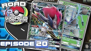 Is ZOROARK GX good?! Let's try it with Golisopod GX! [Pokemon TCG Online]