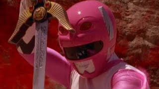 Power Rangers Lost Galaxy - End of the Pink Galaxy Ranger (Power of Pink Episode)