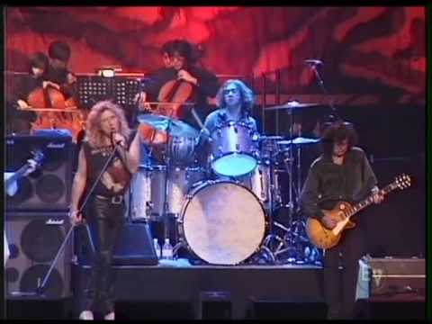 Tea For One Jimmy Page & Robert Plant 13.Feb.1996 Tokyo Budokan
