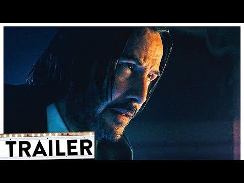 JOHN WICK 3 Trailer Deutsch German HD