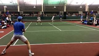 Virginia vs. North Carolina - Doubles - 2017 NCAA Championship Final