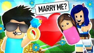 BABIES GET MARRIED IN ROBLOX!