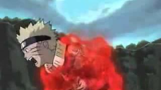 Naruto vs Sasuke - Papa Roach - Last Resort.flv