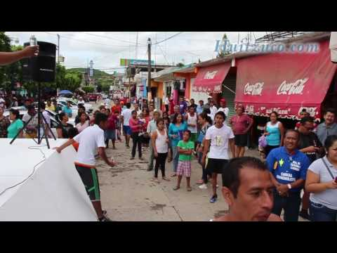Huitzuco Atletismo Dia del Comerciante 2016.