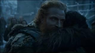 Game of Thrones S06E03  - Jon Snow's Come Back