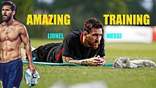 Lionel Messi: A Footballers Gym Workout ? Prt21
