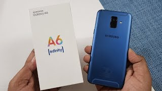 Samsung Galaxy A6 Unboxing & Hands On !