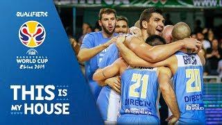 Uruguay v Mexico - Highlights - FIBA Basketball World Cup 2019 - Americas Qualifiers