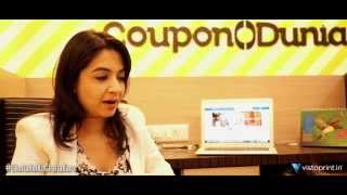 Ankita Tandon Of CouponDunia - Her Entrepreneurial Journey