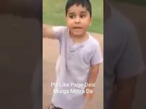 Funny desi kid