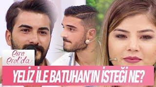 Yeliz ve Batuhan