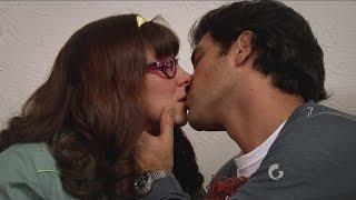 Llena de amor | ¡Por fin! Emanuel besó tiernamente a Marianela