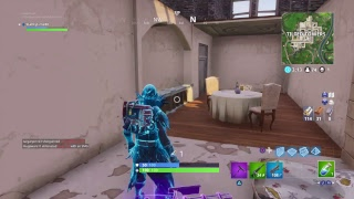 Fortnite *LIVE* Gameplay w/ *NEW* Port-a-Fort & Sgt Green Clover // 125+ WINS