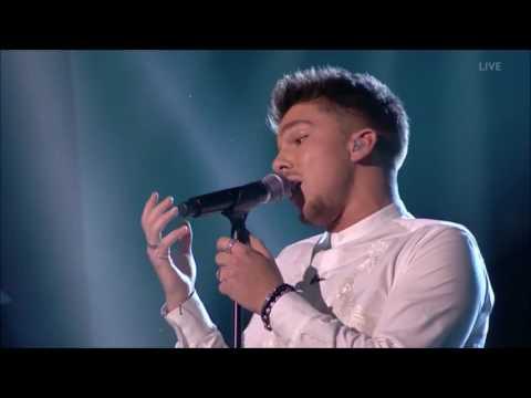 Matt Terry Final Performance With Same Sex Dancing Show | The Final | The X Factor UK 2016