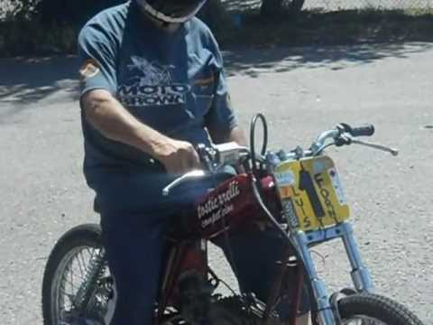 ZANELLA CARTER DE 200 CON CILINDRO DE XX 125