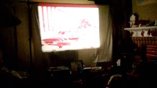 Projecting Projections on Super 8