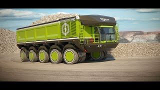 ETF | The largest mining trucks in the world only uses batteries