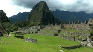 Machu Picchu and Huayna Picchu, Peru in HD