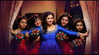 KERALA CHRISTIAN WEDDING HIGHLIGHTS /JISLY & SANJU/ donmax media +91- 9895609510