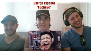 Darren Espanto Cover of
