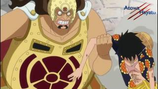 awakening evolusi haki gear 5 monkey d luffy di anime one piece