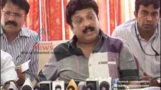 Kerala Minister KB Ganesh Kumar firing questions at media