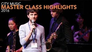 Master Class Highlights (Berklee City Music Summit 2016)