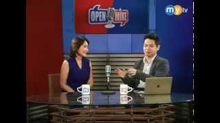 OPEN MIKE with Gwen Garcia (Sept 16 2015)