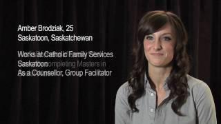 Why Nonprofit? Interview with Amber Brodziak